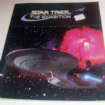 Star Trek The Exhibition Souvenir Programme